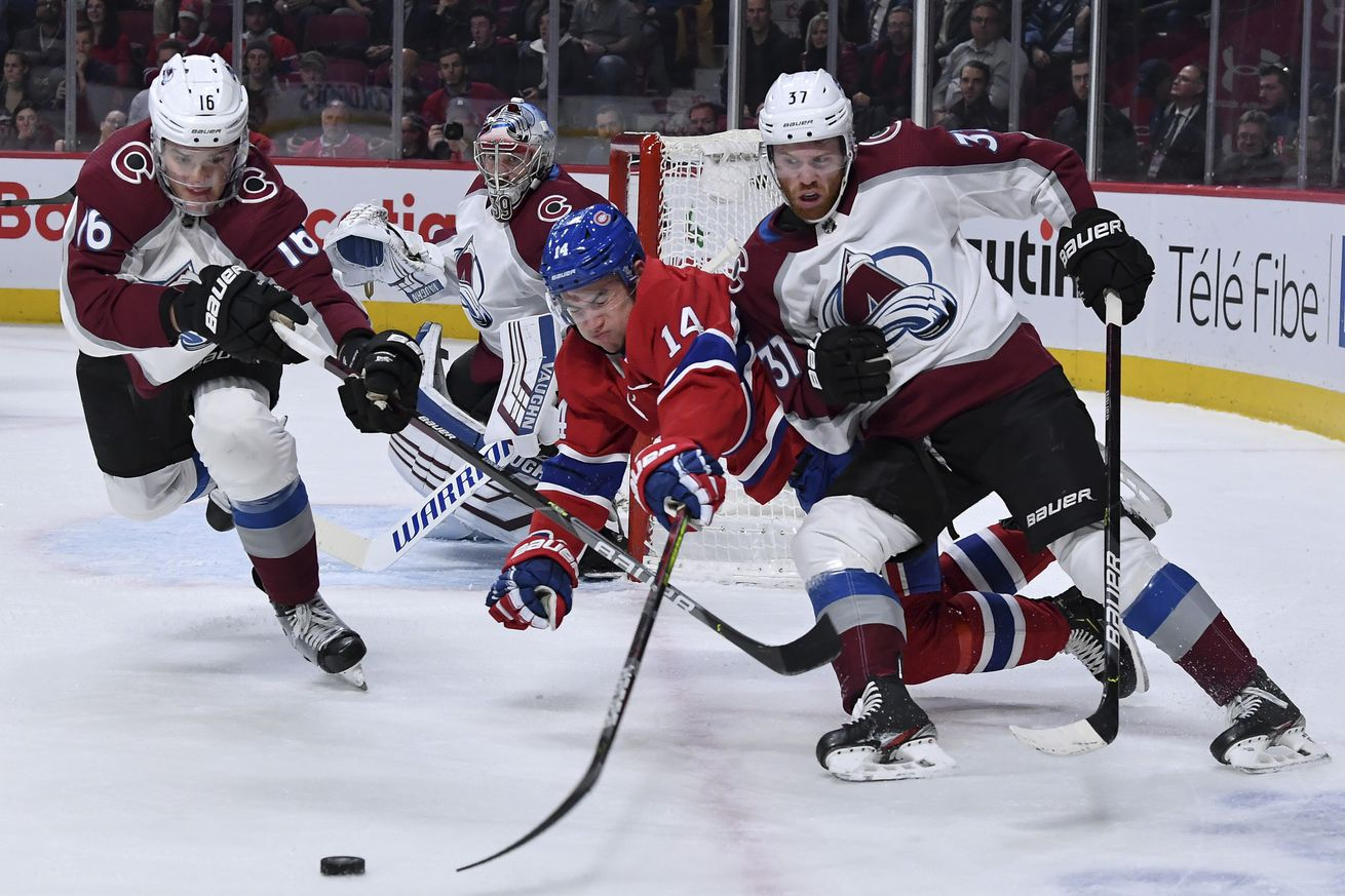 Zadorov should be suspended for his hit on Kotkaniemi