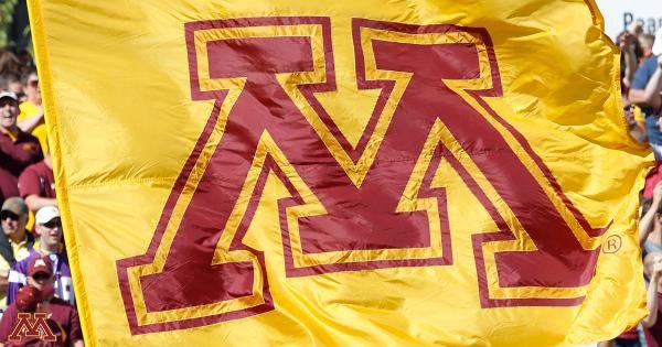Minnesota Gopher Flag