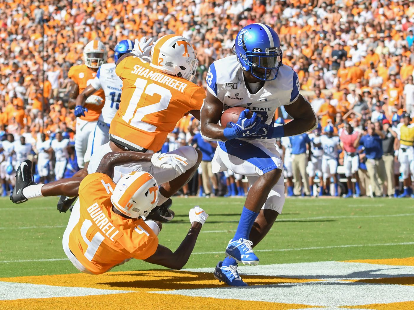 How to watch BYU vs  Tennessee: Game time, TV schedule, live