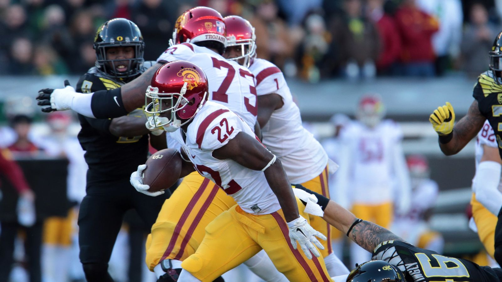 USC Trojans kick off high expectation 2017 fall practice ...