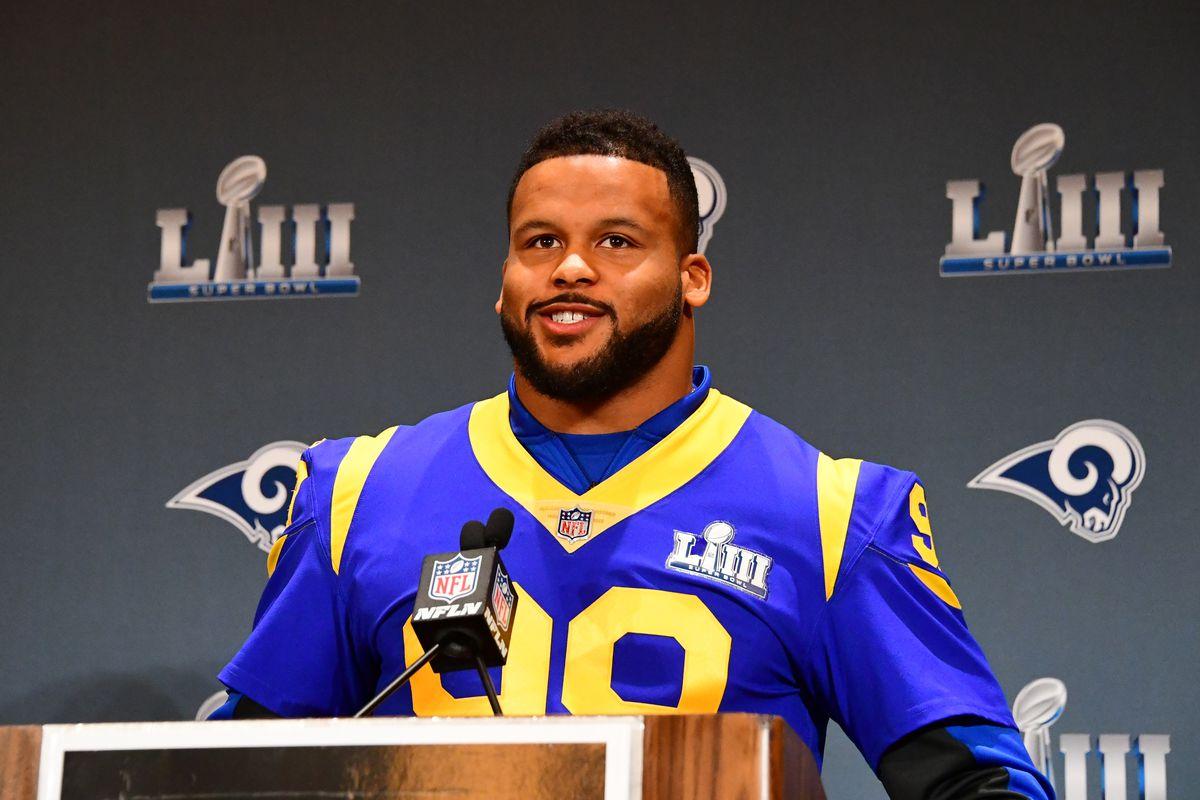Super Bowl LIII - Media Availability - Los Angeles Rams