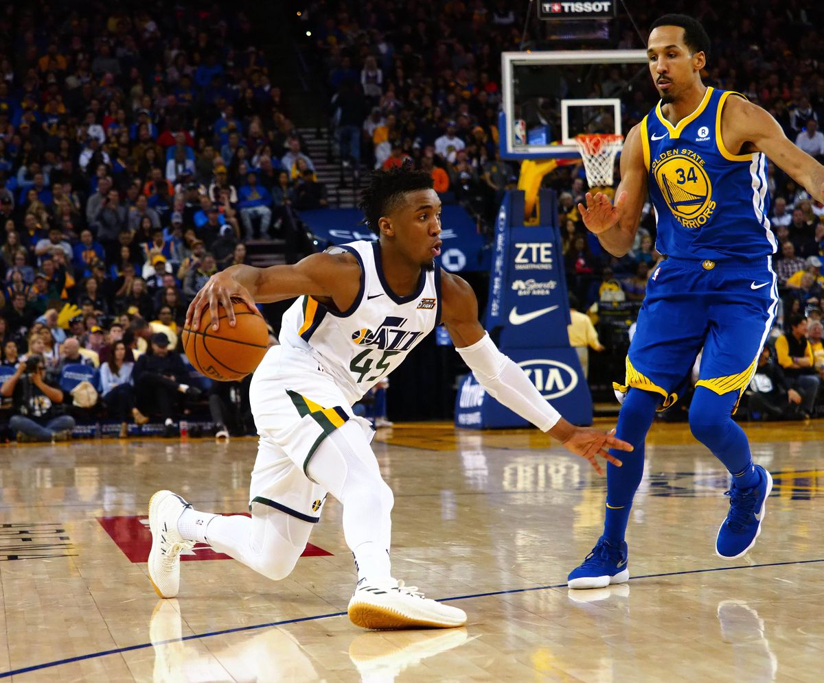 By the Stats  Utah Jazz beat sort-of Golden State Warriors - SLC Dunk 097a717bc