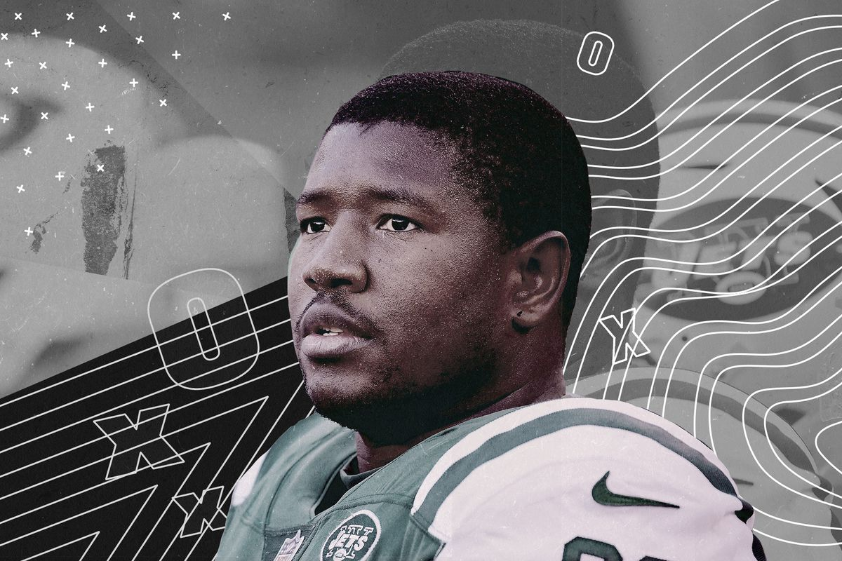 innovative design 66494 52bf8 New York Jets tackle Kelvin Beachum is fighting to help ...