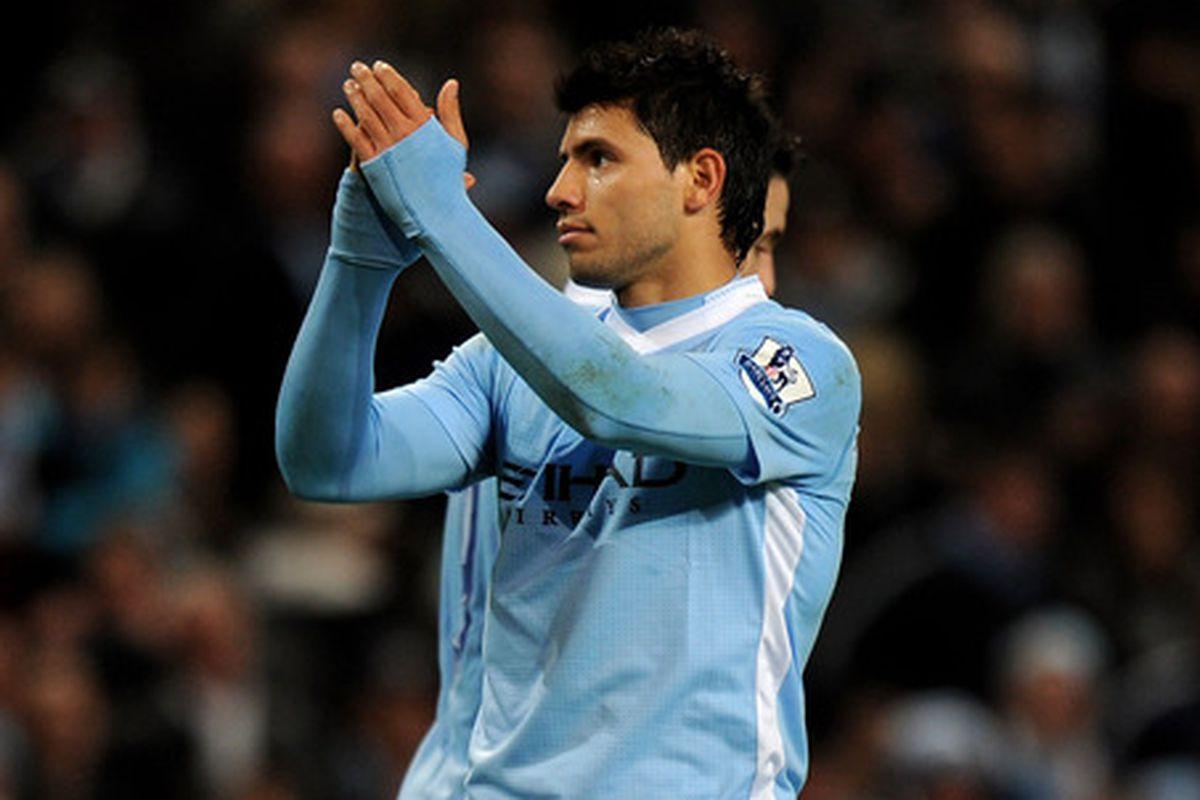 Break That Streak, Sergio!