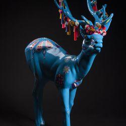 """""""Dala Deer"""" by Karen Kimmel."""