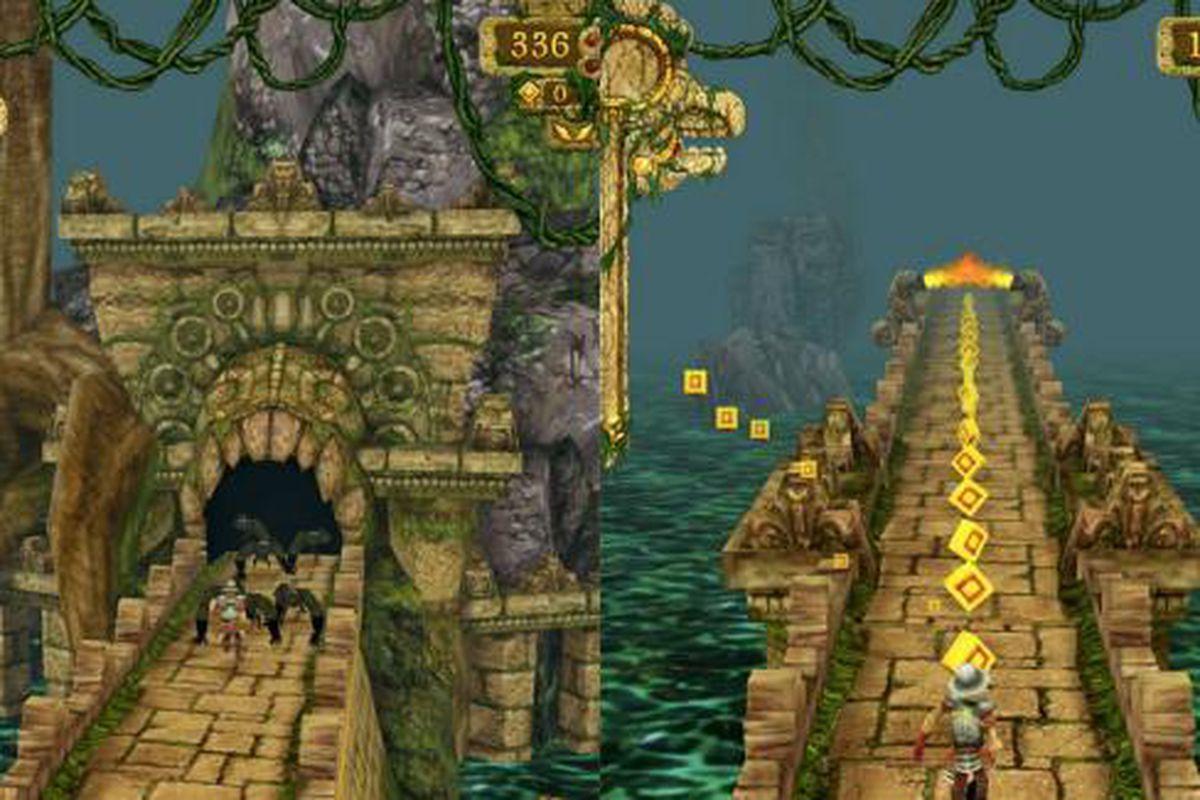'Temple Run' breaks 100 million downloads after one year ...