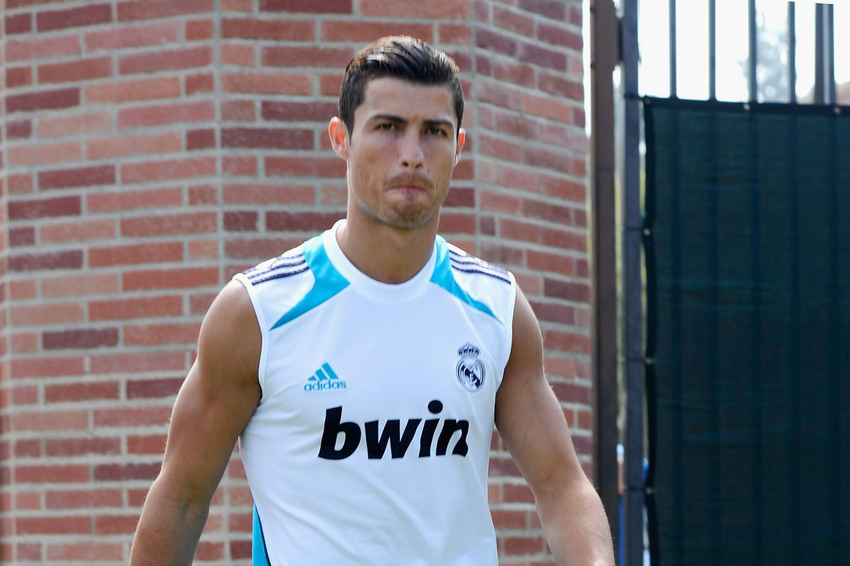 Yeah, I know Cristiano...I would also want to come back to the most beautiful campus in the world