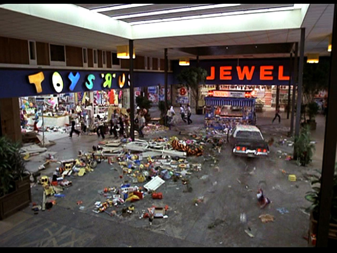 Car Chase Mall From Blues Brothers Now A Wreck But It Was All Fake Then And It S Been Gone For Years Chicago Sun Times