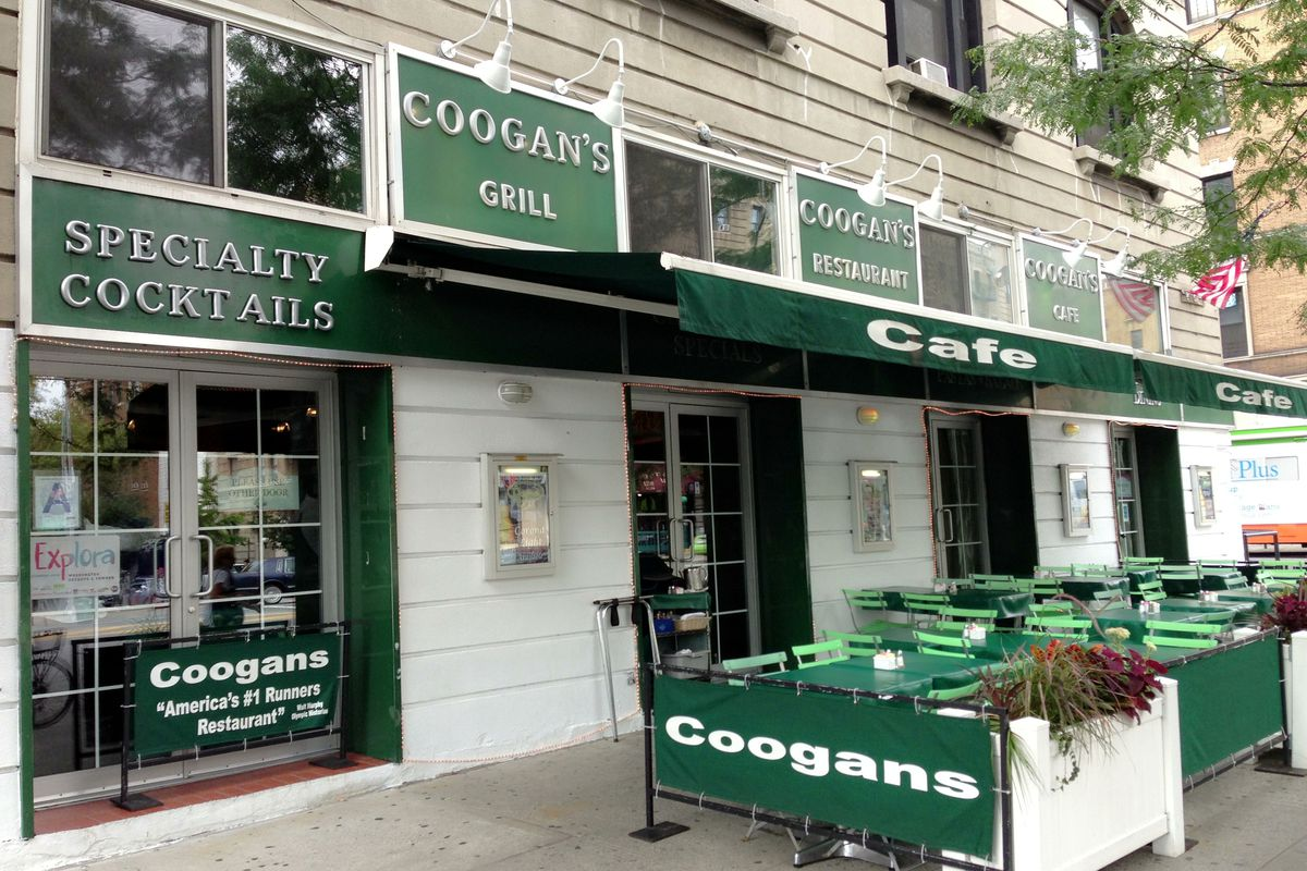 Coogan S A Washington Heights Stalwart Closes In May Due