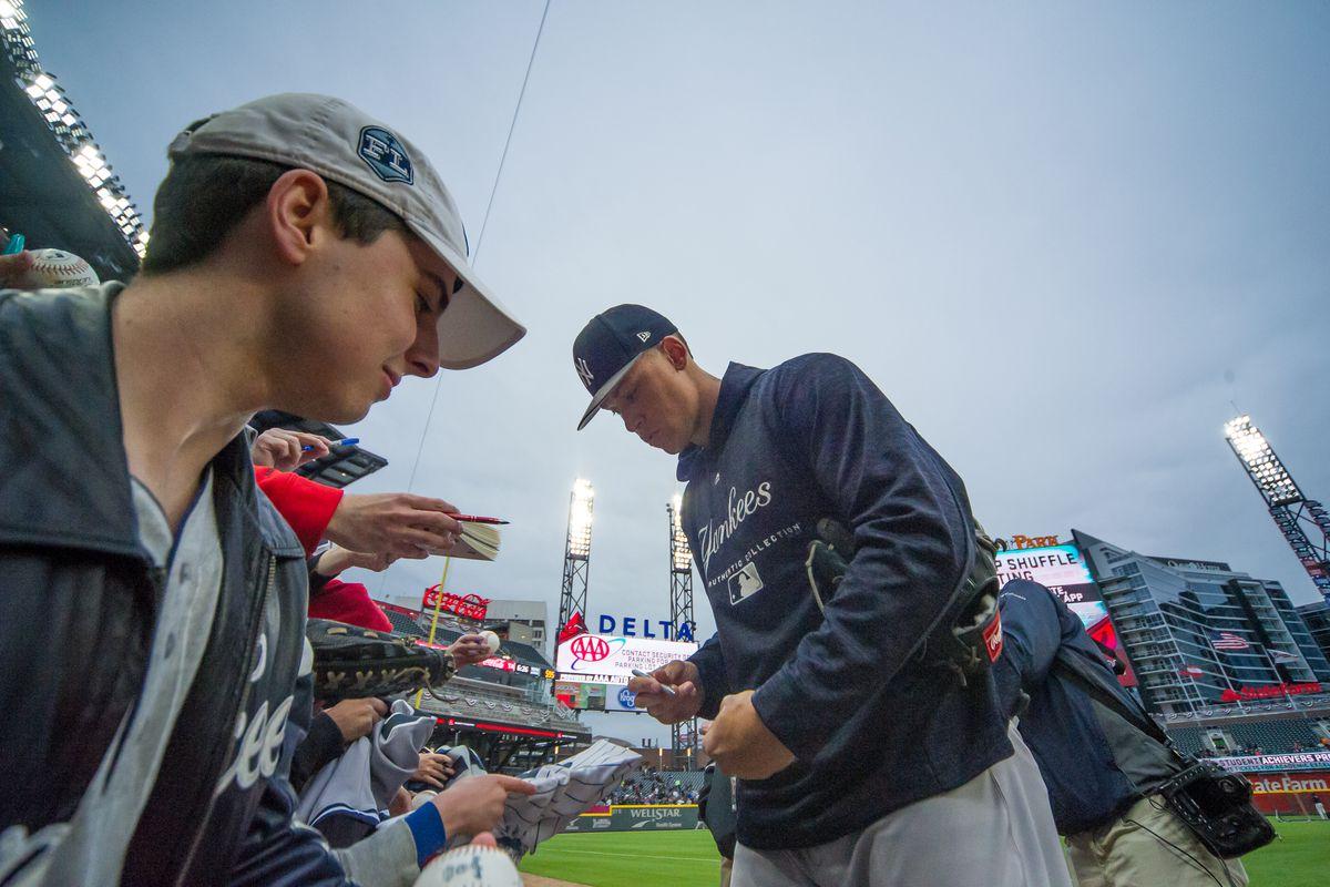 MLB: MAR 26 Yankees at Braves