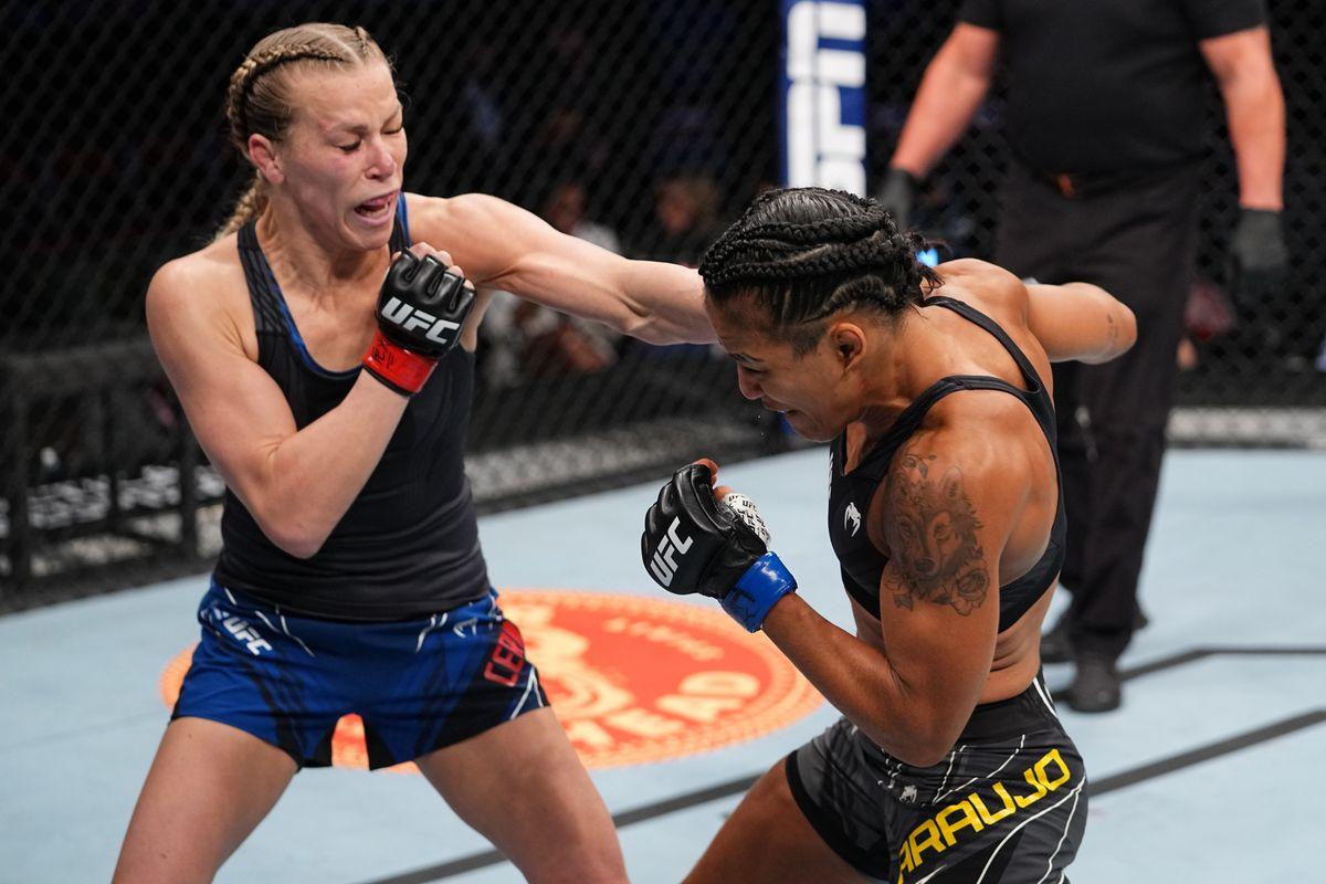 UFC 262: Chookagian v Araujo