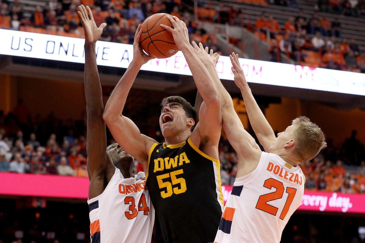 Iowa v Syracuse