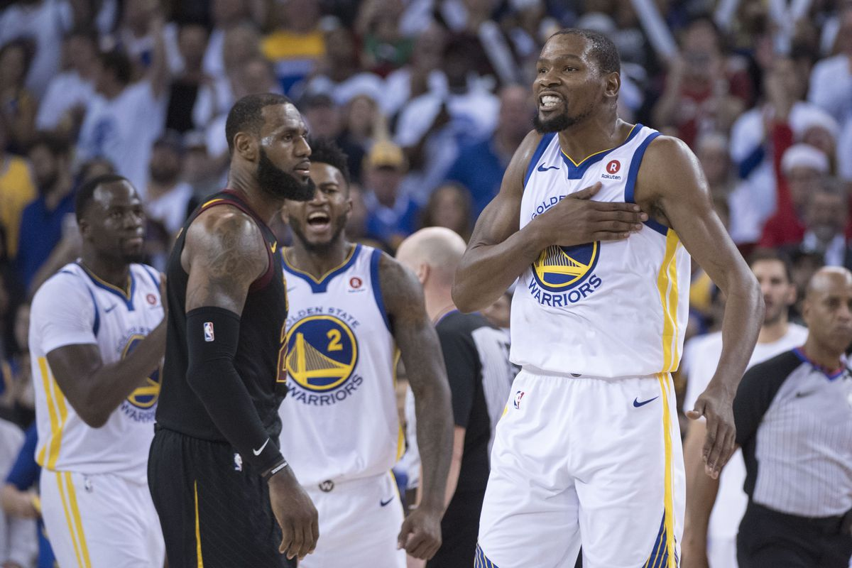 78a084cf0a4 LeBron James free agency  Would the Warriors really pursue Cavs star ...
