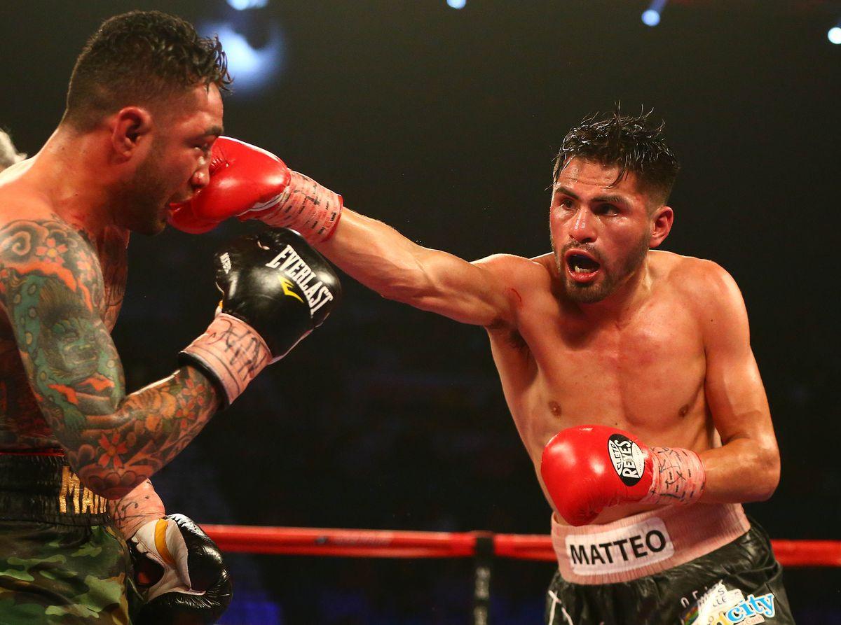 Boxing: Ramirez vs Perez