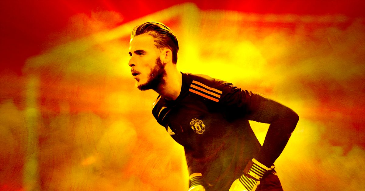David De Gea Is Having One Of The Best Goalkeeping Seasons