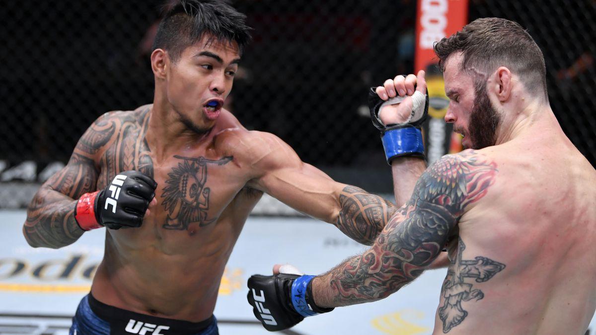 UFC 252: Kamaka v Kelley