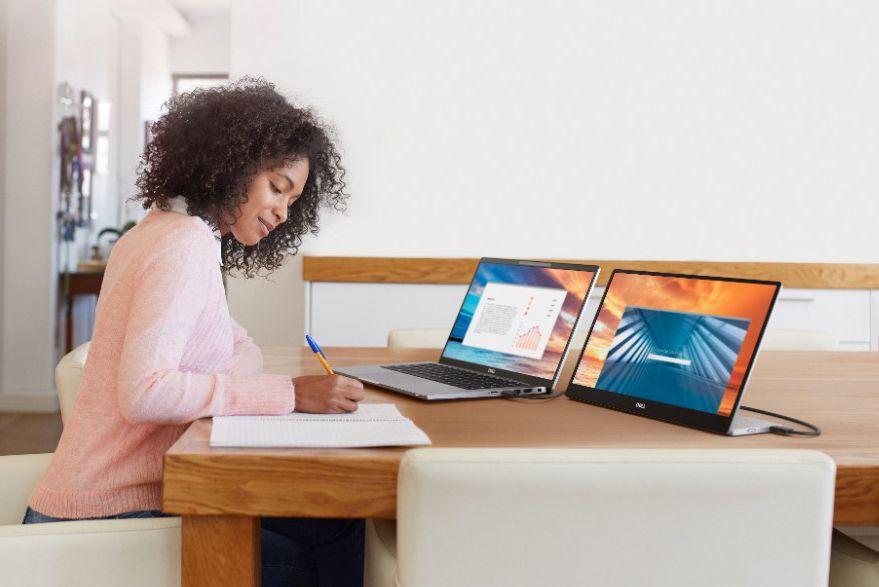 Monitor portátil Dell