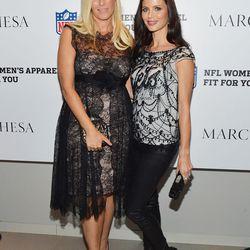 Marchesa's Keren Craig and Chapman