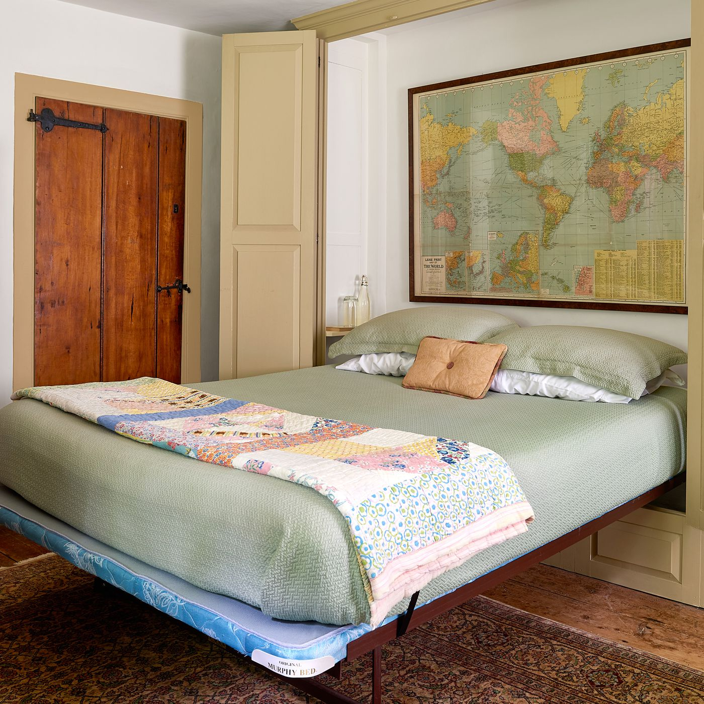 Picture of: How To Build A Murphy Bed This Old House