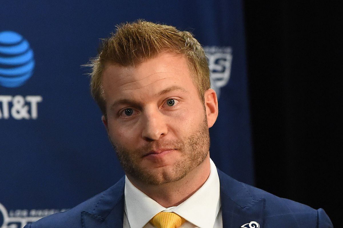 Transcript: Demoff, Snead Introduce Sean McVay as Los ...