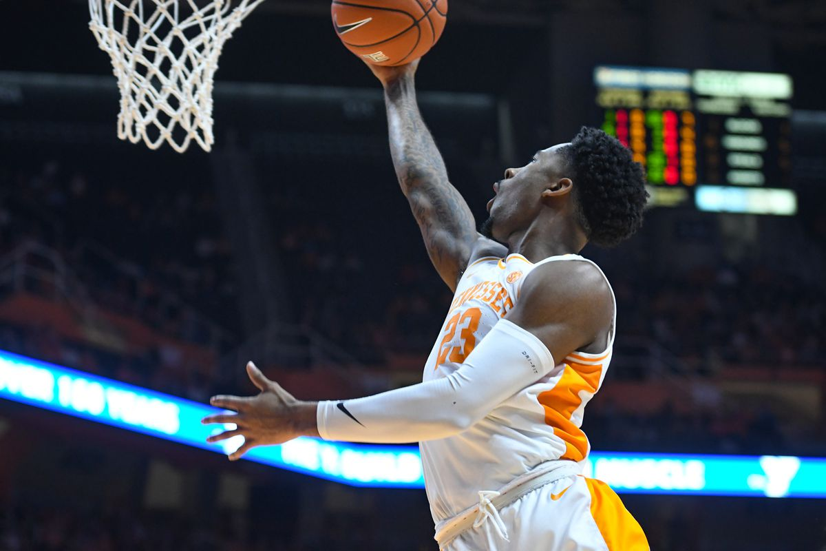 NCAA Basketball: NC-Asheville at Tennessee