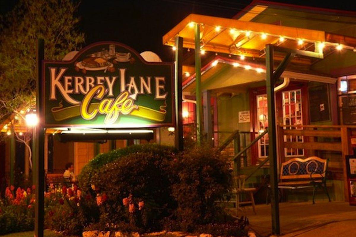 Kerbey Lane Cafe.