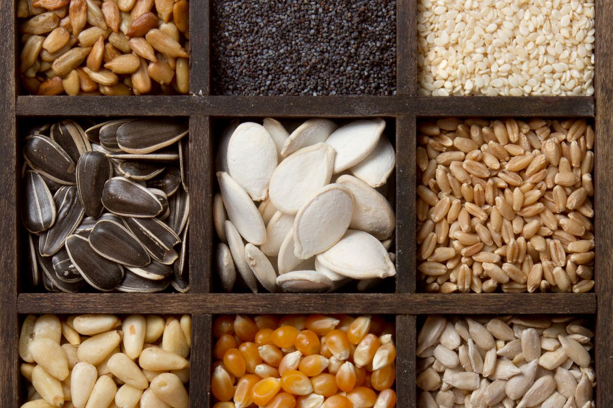 Seeds are delicious and undeniably versatile when it comes to cooking and baking.