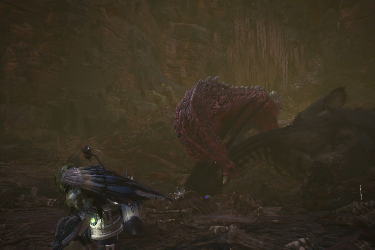 493cb1a30ef Monster Hunter  World farming guide  Getting the plunderblade - Polygon