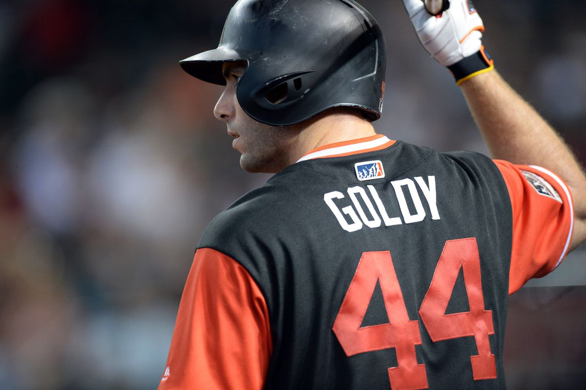 competitive price 60790 57d0a Trading Paul Goldschmidt: A necessary evil - AZ Snake Pit