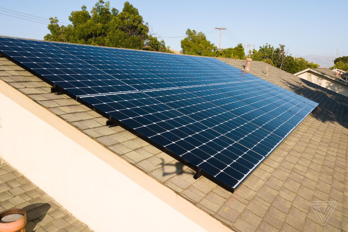 New Solar Customer (July 2019): 'I just installed solar panels because now'...