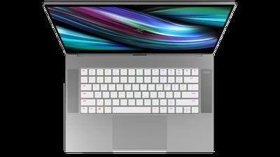 Razer Blade 15 Studio Edition keyboard