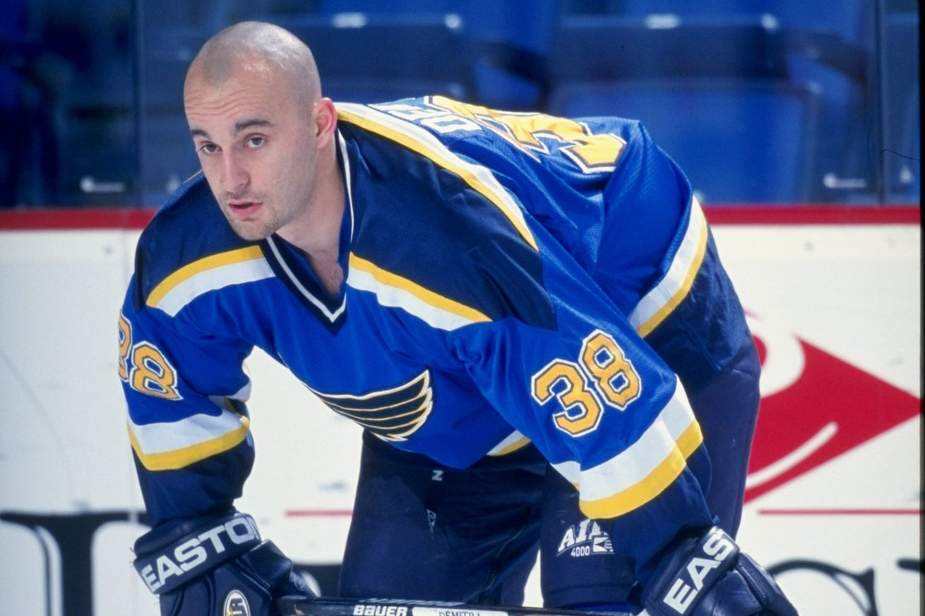 Why I'm a fan of the St. Louis Blues: Pavol Demitra on 10 ...