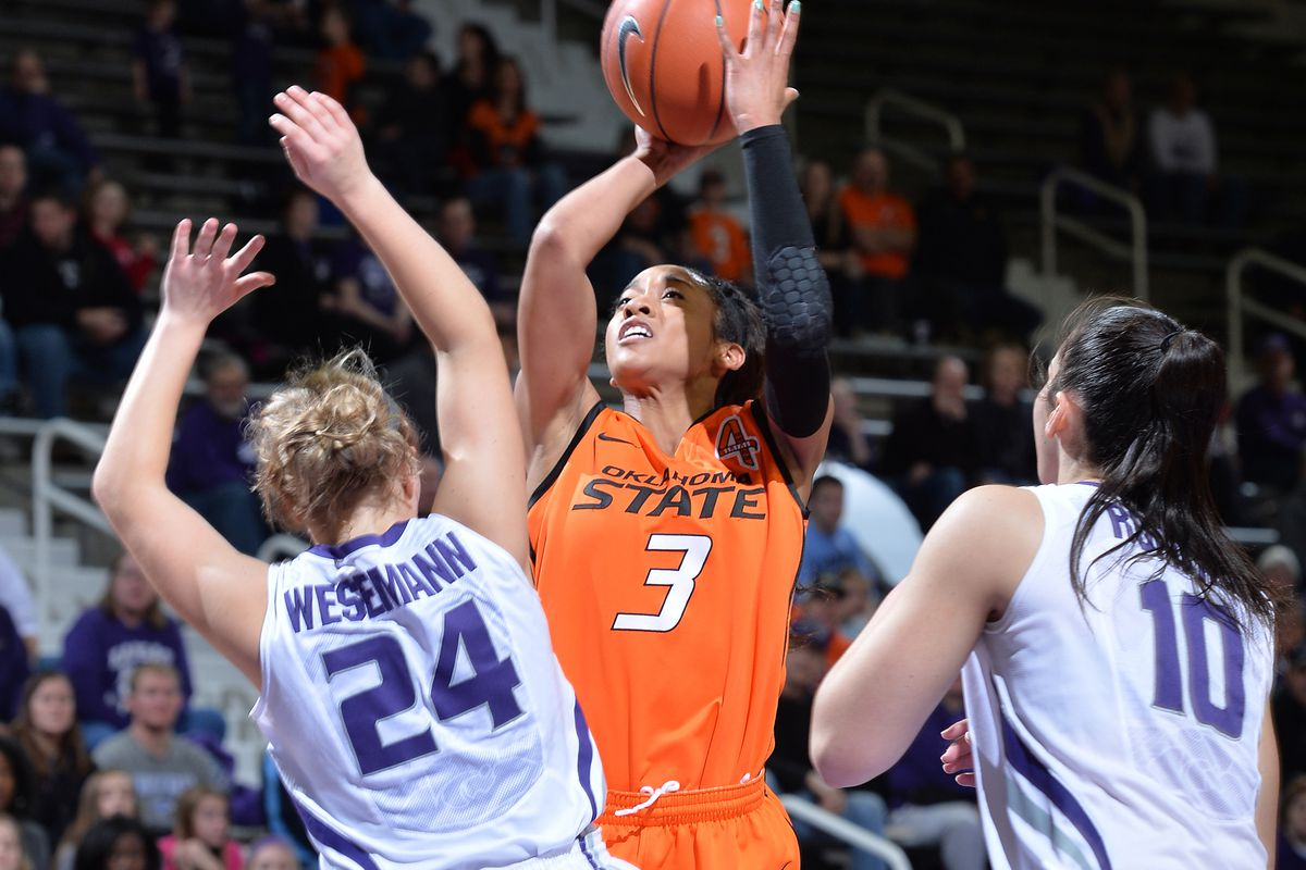 Freshman Kindred Wesemann announced her presence in a big way last night.