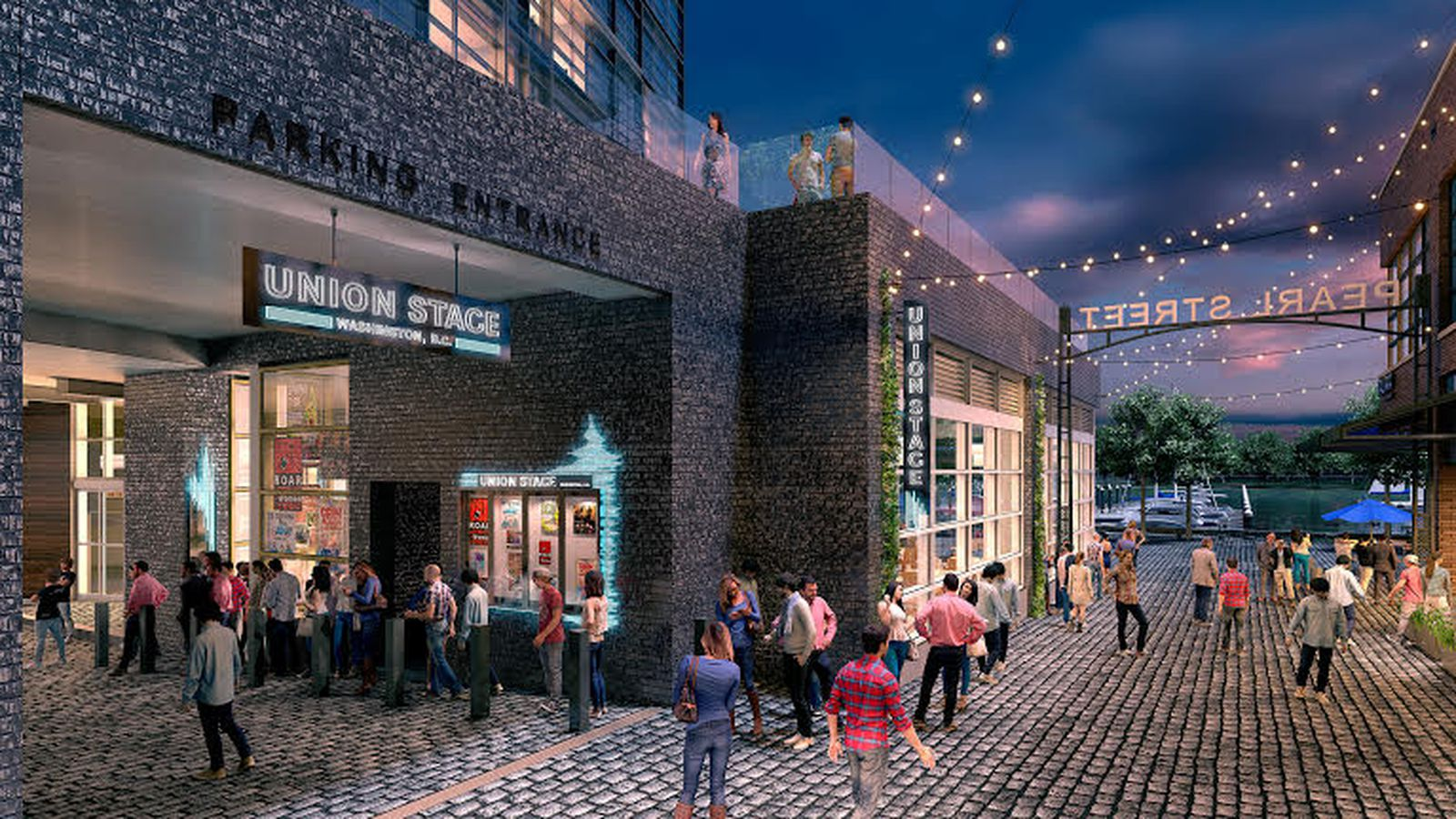 Union Stage Will Be The Wharf S Newest Music Venue Curbed Dc