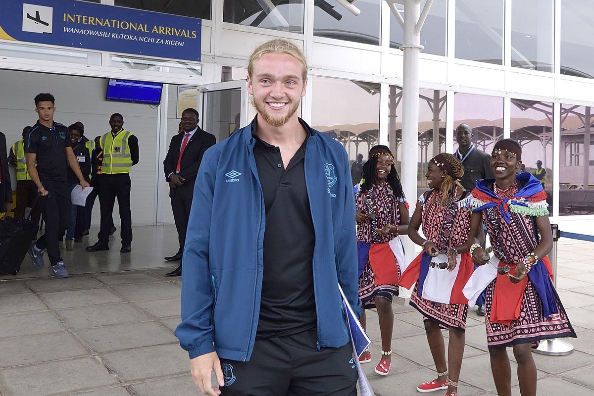 Everton Pre-Season Trip to Nairobi