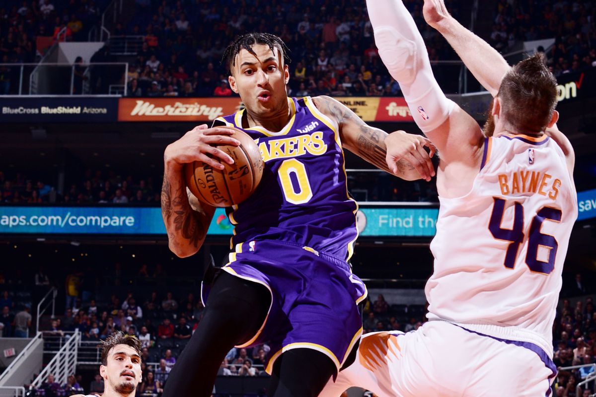 Kyle Kuzma Impressed Lebron Anthony Davis And Frank Vogel