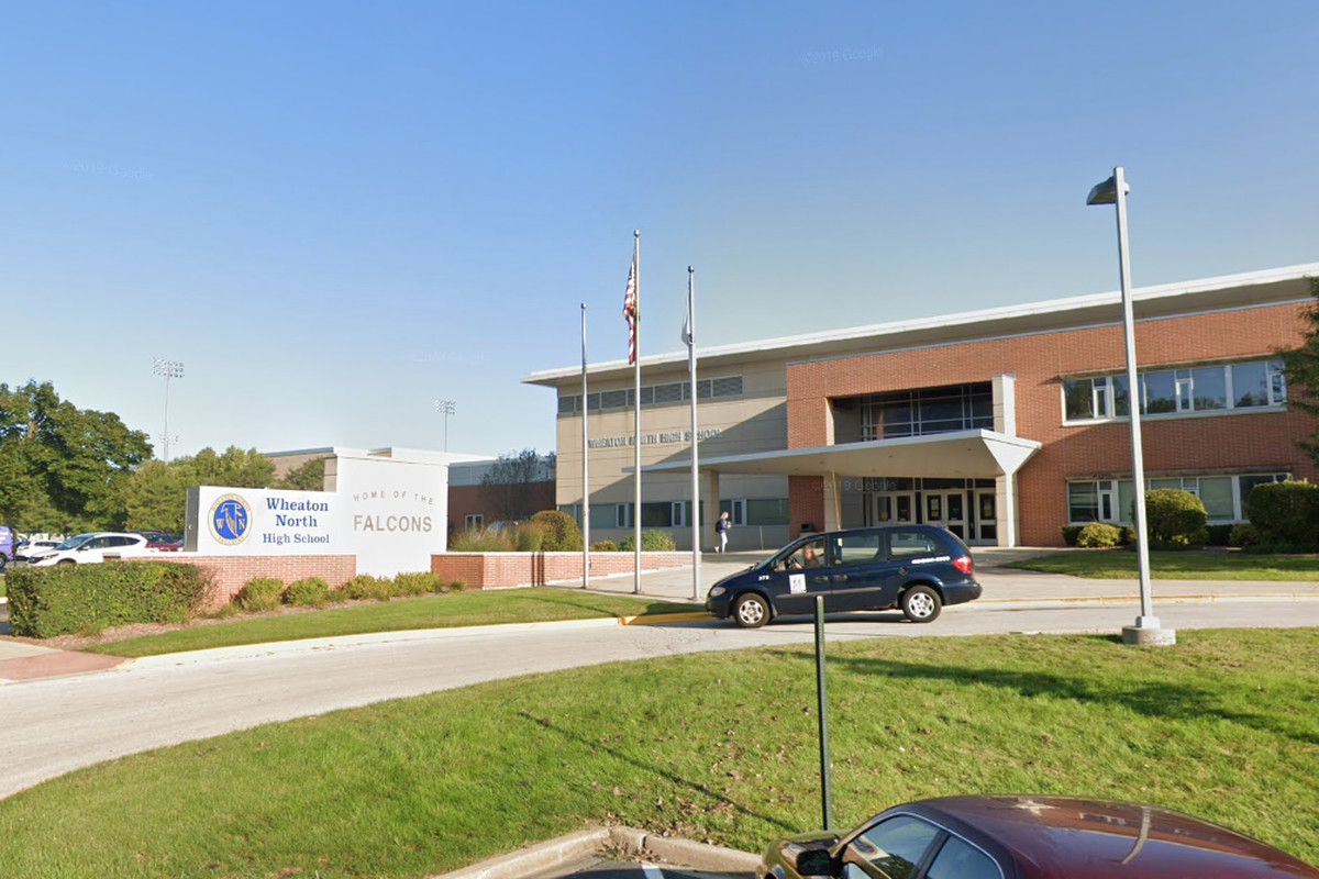 Seven teenage girls were charged with mob action after a brawl Feb. 25, 2020, at Wheaton North High School, 701 W. Thomas Road in Wheaton.