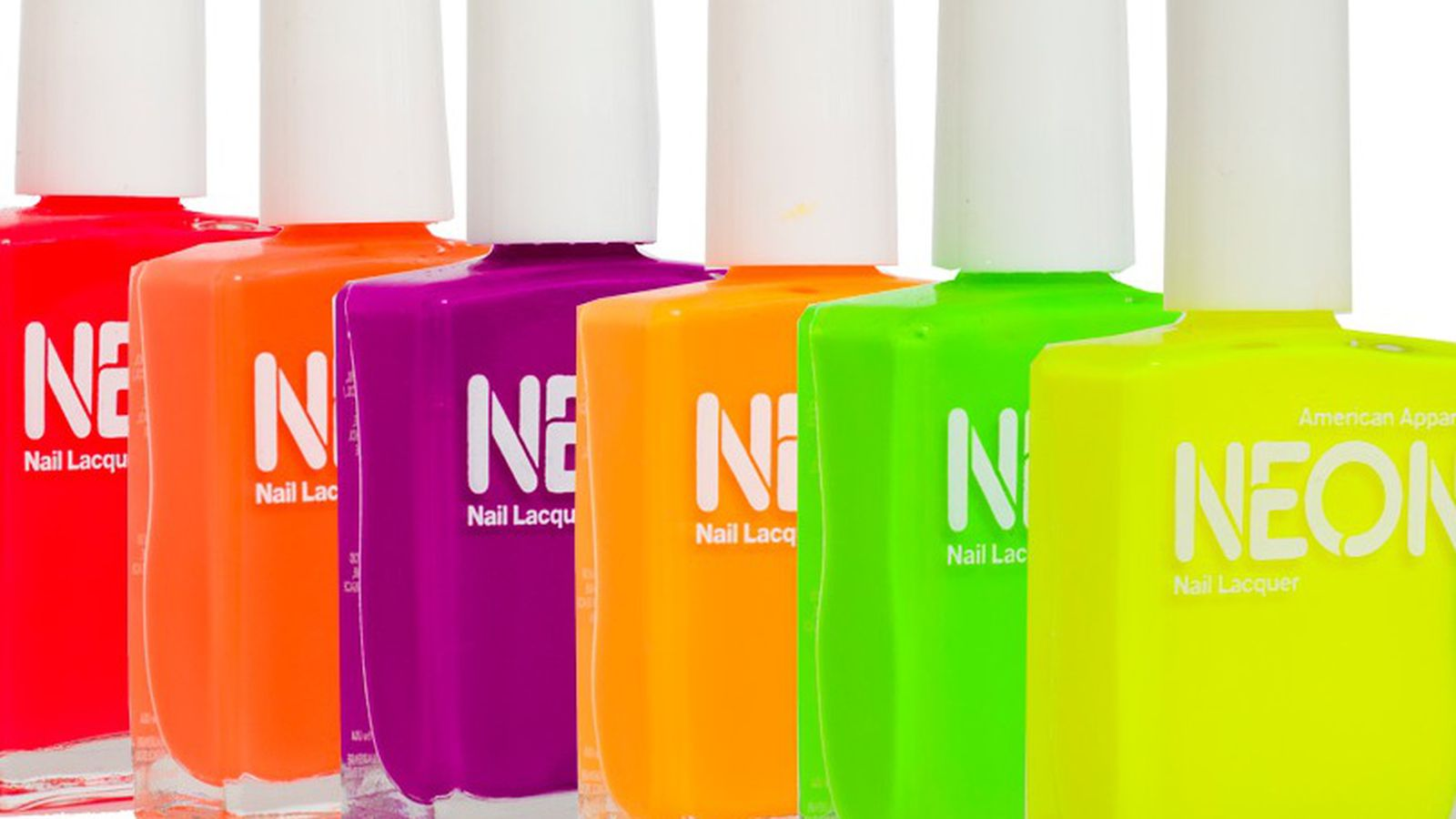 So This Is Why Neon Nail Polish Is Illegal in America
