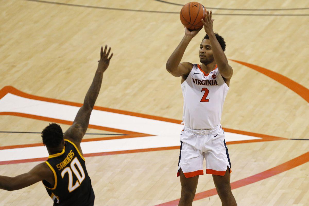 NCAA Basketball: Towson at Virginia