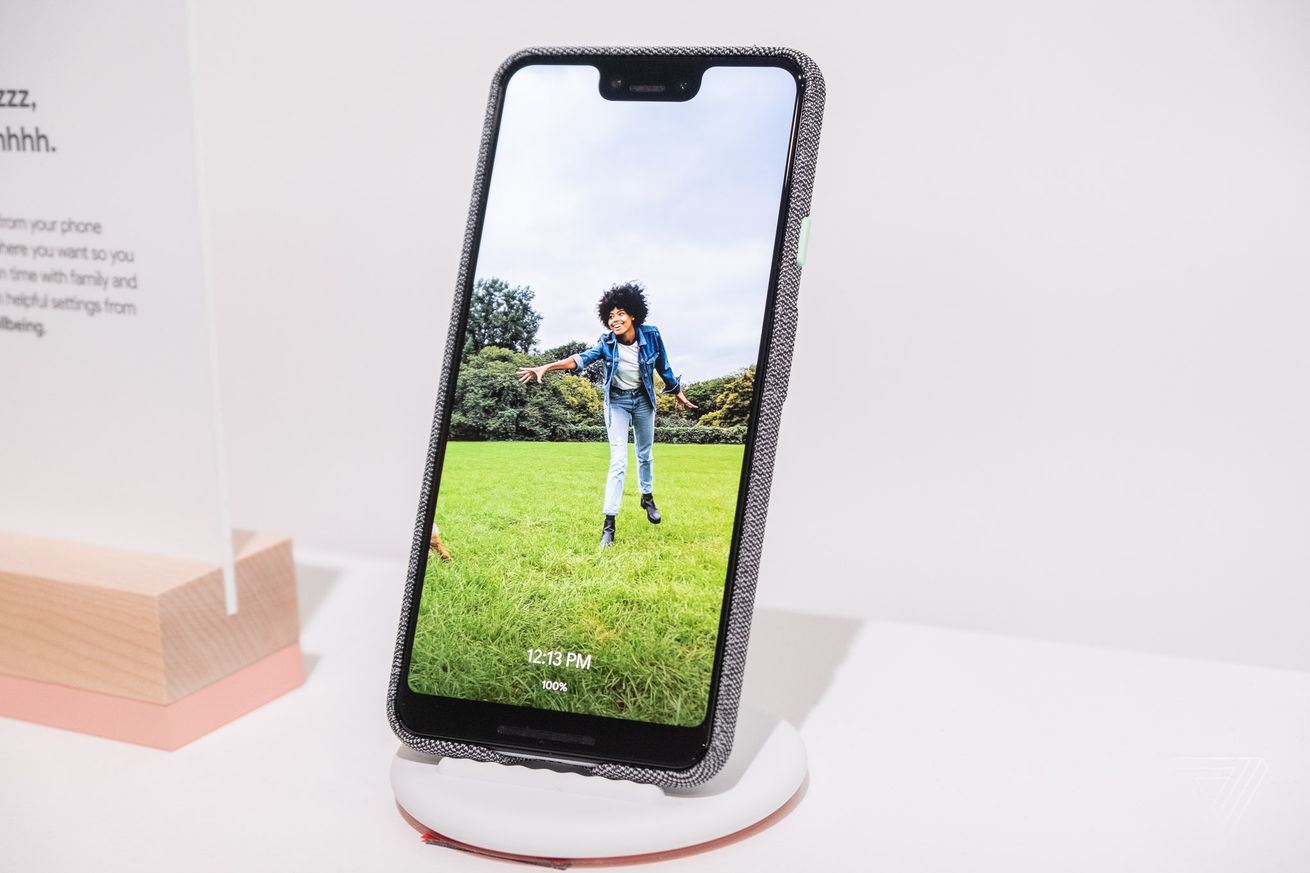 the pixel 3 only supports fast wireless charging on google approved chargers