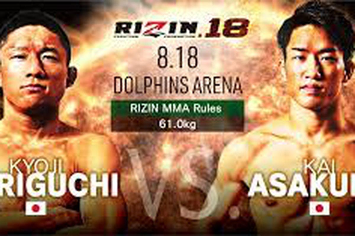 RIZIN 18 Preview - Kyoji Horiguchi returns to light up Nagoya