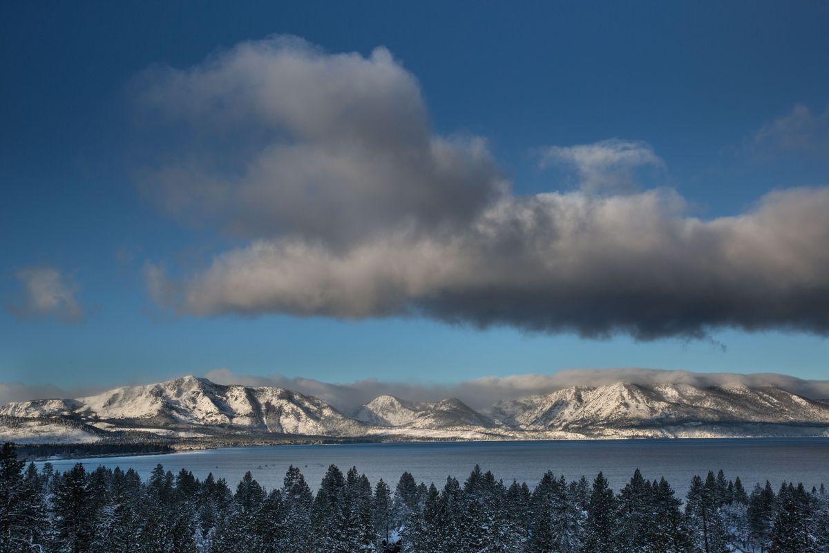Winter Season Kicks Off at Lake Tahoe