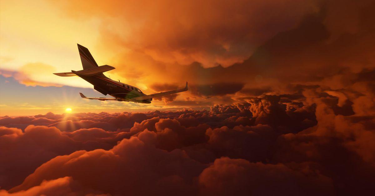 Microsoft Flight Simulator arrives for Xbox Series X ...