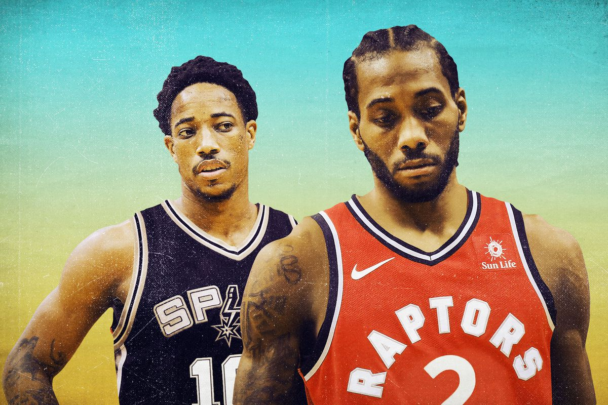 Takeaways From the Spurs-Raptors Kawhi Leonard–DeMar DeRozan Trade ... 82c7a3fbf