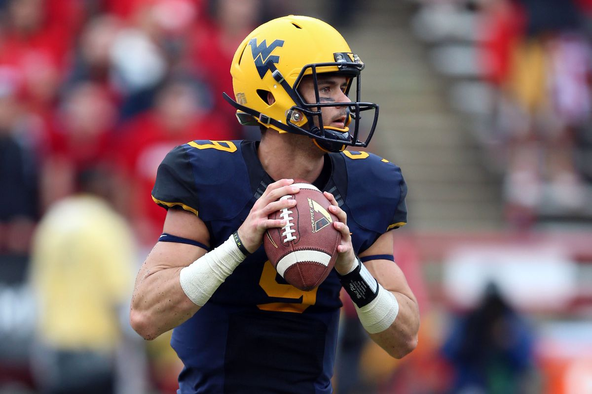 Can this guy lead WVU to an upset over Oklahoma?