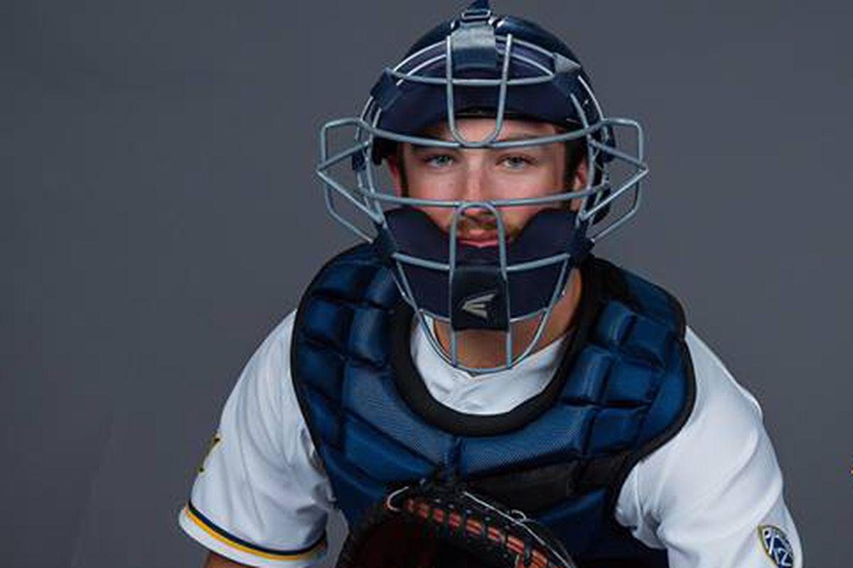 Cal catcher Brett Cumberland is your current Pac-12 homerun leader.