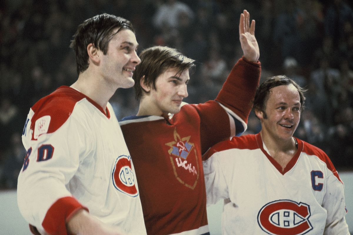 Red Army Club v Montreal Canadiens