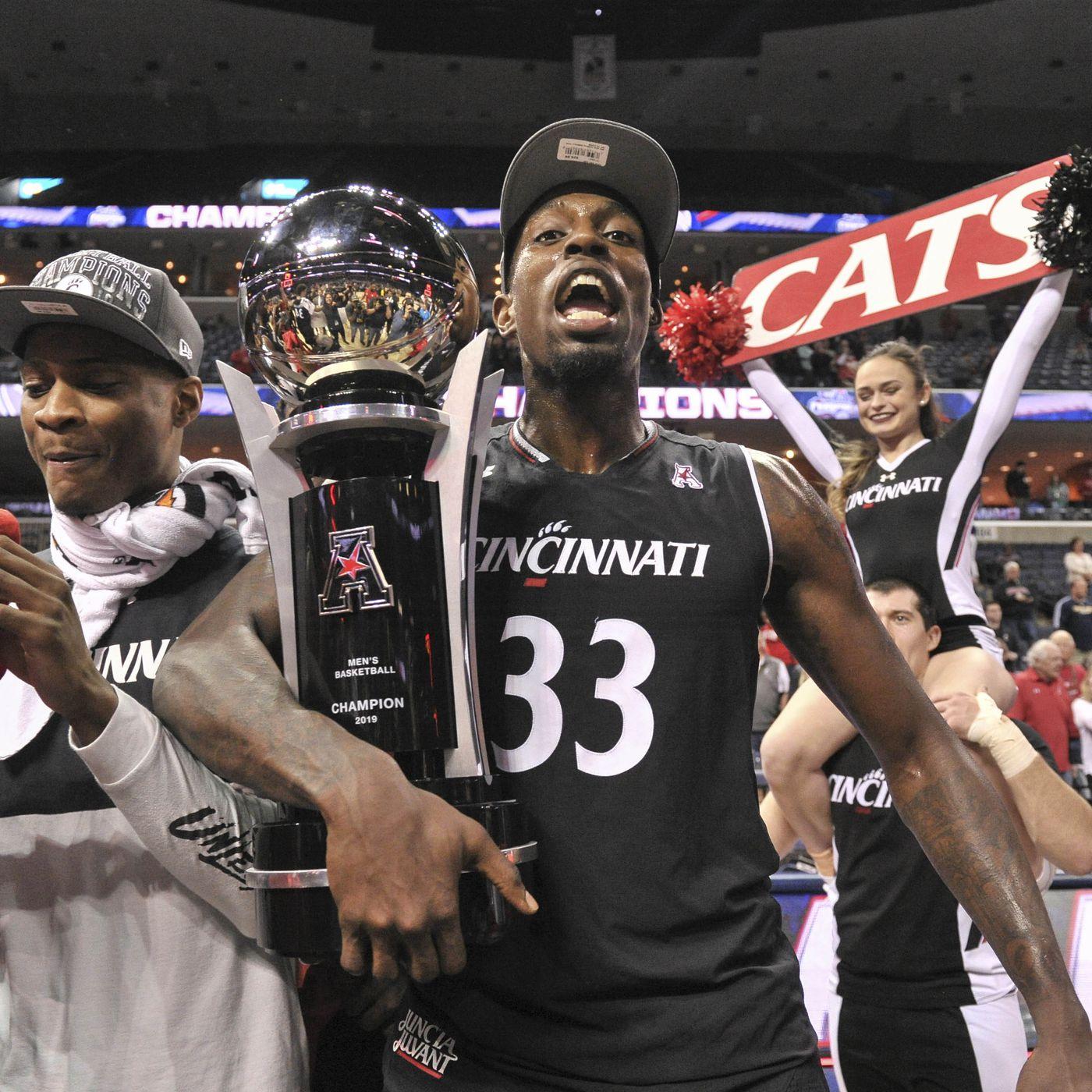Down the Drive Answers our Cincinnati Bearcats Basketball ...