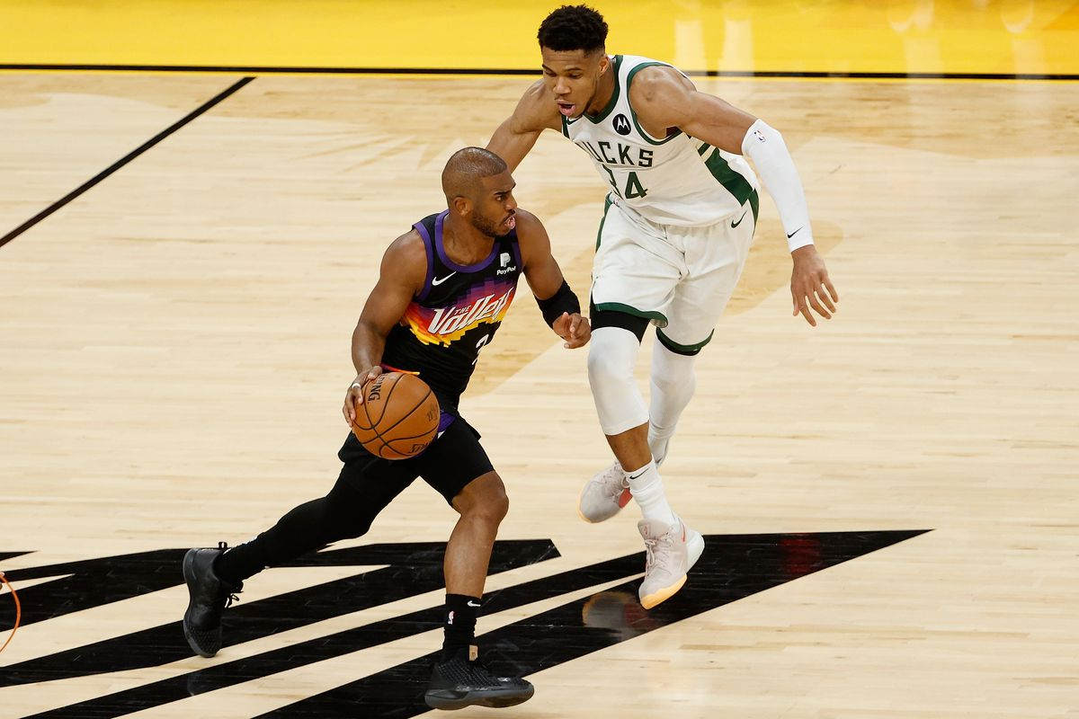 2021 NBA Finals - Game One