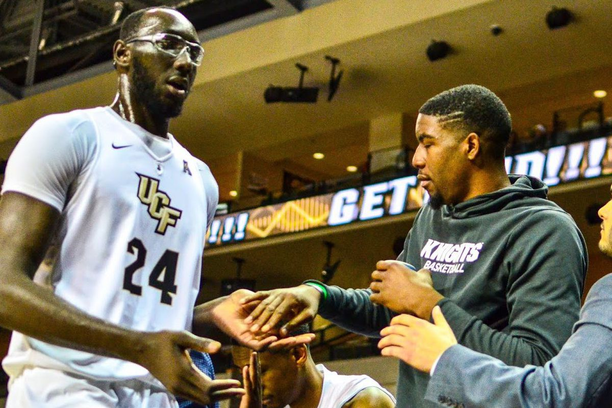 8142ba0151b Ready or Not, UCF Men's Basketball Begins AAC Play Wednesday - Black ...